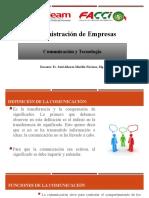 Comunicacion y tecnología