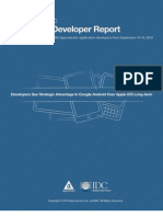 Appcelerator-IDC-Q4-Mobile-Developer-Report