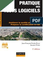 Pratique Des Tests Logiciels - - Jean-Francois Pradat-Peyre