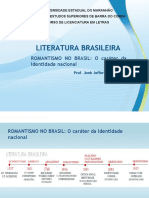 Tema 2 Romantismo No Brasil Definitivo