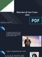Internet de las Cosas  (Iot)-Inteligencia Artificial