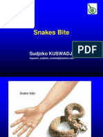 New Trained Study of Snake Bites Doc