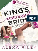 03 the King's Innocent Bride (Royal Wedding #3) by Alexa Riley