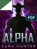 02 -Alpha - Luna Hunter- Keppers