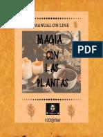 Manual Online -Magia de Las Plantas - Vickyluu