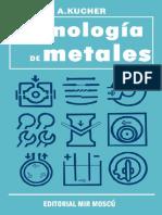 Tecnologia de Los Metales a