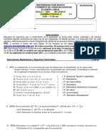Parcial 3 Algebra Lineal GT03 I 2021