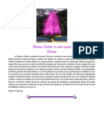 Flamme Violette Et Violet Argent Decrets