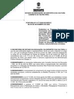 PORTARIA Nº 4177-2020 - DIRETRIZES PEDAGÓGICAS PARA A CONCLUSÃO DO ANO LETIVO 2020