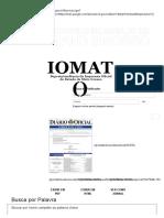 IOMAT - Superintendência da Imprensa Oficial do Estado de Mato Grosso