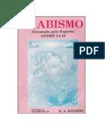 o Abismo - Ranieri, r. a.