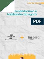 Caderno de Inspirações - Empreendedorismo e Habilidades do Agora - Sebrae Inspira - ok