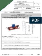 S3 A3 Éclairer en Fonction Dune Variable P1