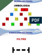 Apresentação, SIMBOLOGIA DO PAINEL, Master 2014