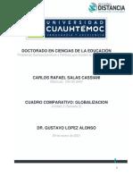 CARLOS RAFAEL SALAS CASSIANI_Actividad 3.1 Cuadro Comparativo_Globalización