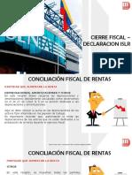 Conciliacion Fiscal