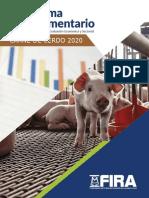 Panorama Agroalimentario Carne de cerdo 2020