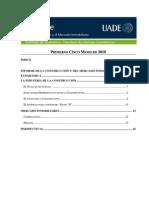 informe de la construccion y mercado inmobiliario