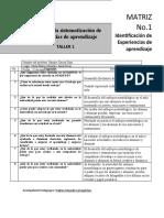 Guía Para La Sistematización de Experiencias de Aprendizaje