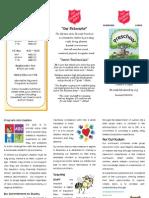 The Salvation Army Riverside Preschool Brochure