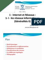 1.Internet et Réseaux - 1-I les réseaux informatiques _(généralités II_)