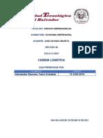 Cadena Logistica u4