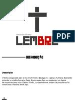 Gdd - Lembre - Projeto Jogar - Luiz a Peres Juniro