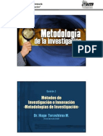 metodologia tecmonterrey