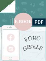 E-book Consciência Fonológica