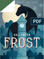 Jennifer Estep - Mythos Academy 1.5 - Halloween Frost