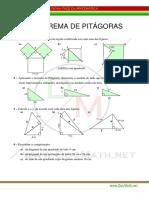 Teorema de Pitagora s
