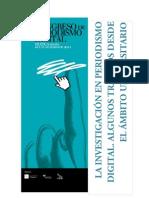 investigación sobre periodismo digital 2011