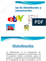 Clase Estrategias de Distribucion y Comunicacion