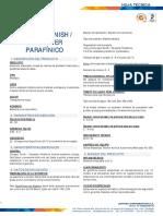 DURAPOL FINISH - POLYESTER PARAFINICO