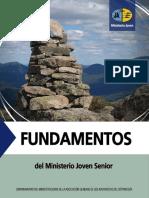 Senior Youth Handbook JA Manual Fundamentos Del Ministerio Joven Senior