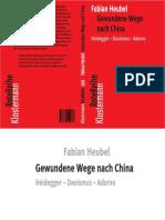 Fabian Heubel - Gewundene Wege Nach China_ Heidegger-Daoismus-Adorno (2020, Verlag Vittorio Klostermann) - Libgen.li