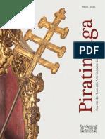 Revista-Piratininga-Edição-03 Capa Índice Artigo Luciana Kreidel Elogio Da Loucura