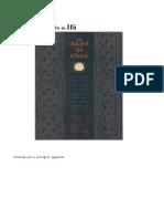 Afolabi A Epega - O Oráculo Sagrado de Ifá