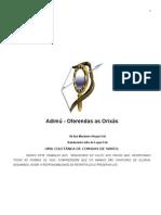 Adimu -A Oferenda dos Orixás.by_Omirohumbi