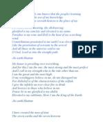 satan poems
