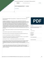 Dimensionamento de Equipamentos 1 - Vasos de Pressão - Dimensionamento de..