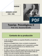 psicoanalisis Jacques Lacan