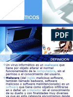 VIRUS Y ANTIVIRUS CyberZONE Manta