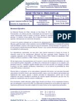Informe Técnico Preliminar, Visita Inspectiva Editorial Oceano