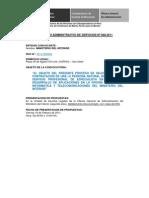 CAS 068-2011 Desarrollador OFITEL MININTER 1b