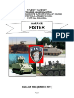 FISTER Book Lite (Part 1 - Map and Navigation)