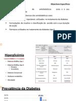 17. Farmacologia da DM