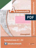 A - Grammatik 220 Bungsgrammatik Deutsch Als Fremd