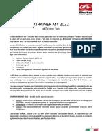 Xtrainer My 2022_fr
