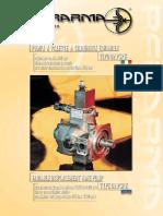 Berarma van pump PSPK